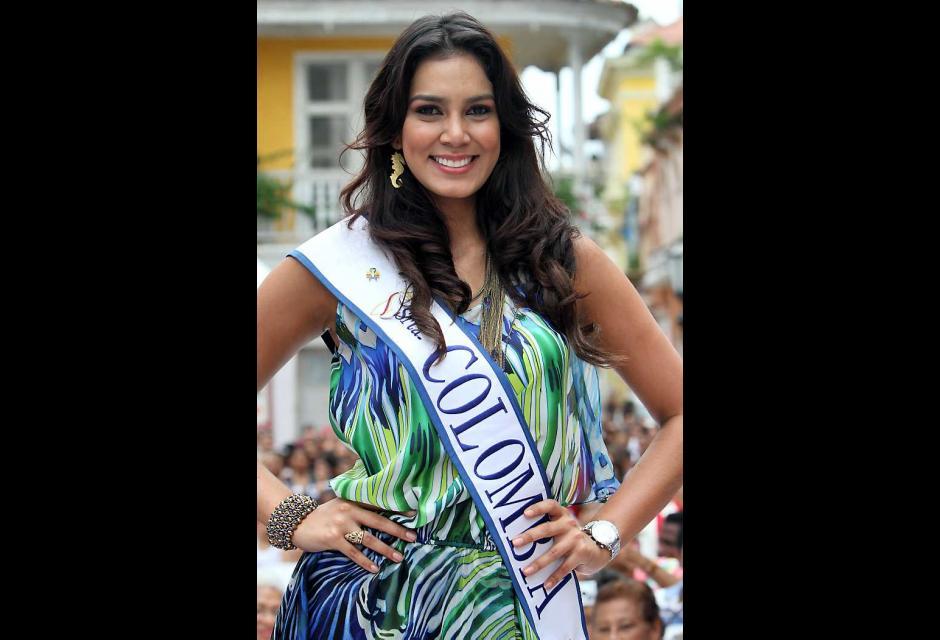 Actual Señorita Colombia