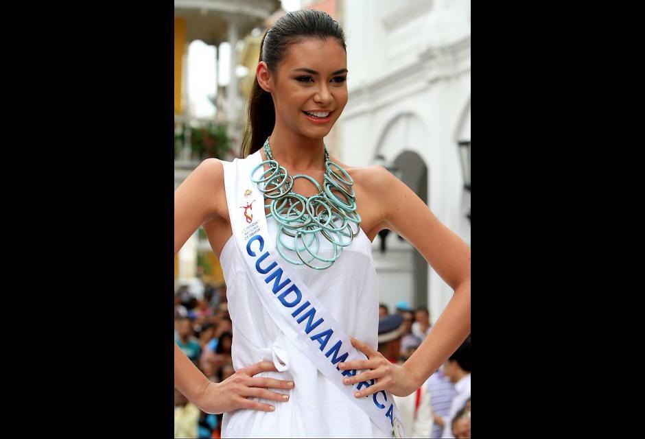 Señorita Cundinamarca