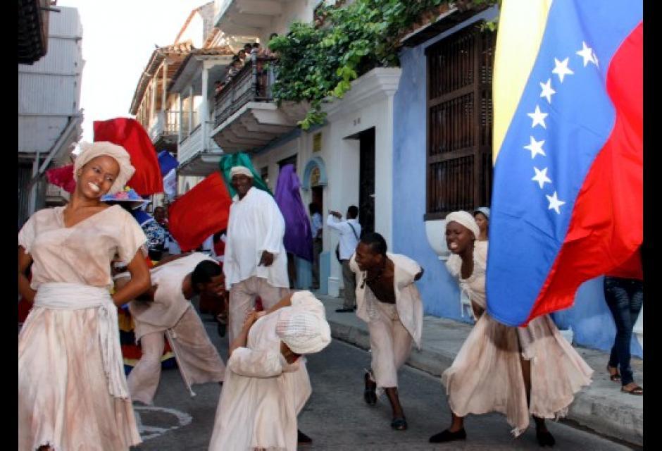 Hijos de Orisha (Venezuela).