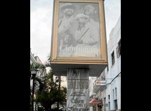 El Boulevar en Cienfuegos