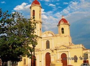 Catedral de Cienfuegos.