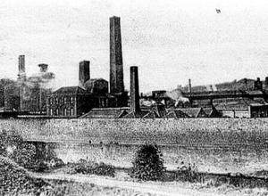 Fabrica Carron 1902.