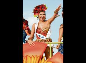 Las reinas se lucen en el Caribe