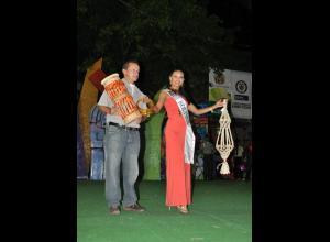 Candidatas al Reinado Nacional del Bambuco.