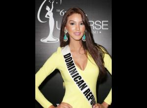 Kimberly Castillo, Miss República Dominicana.