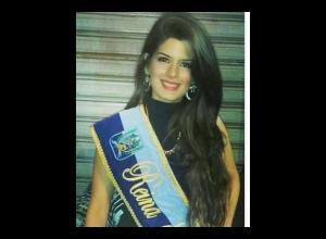 Catherine Cando Cornejo, Miss Durán 2014- 2015.