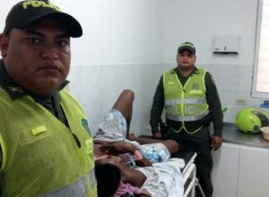 Geovanny Muñiz, presunto asesino de Willin Elguedo. Este fue ultimado a bala en riña, en Las Piedras, Arenal.