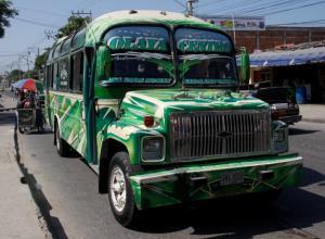 Chatarrización Transcaribe buses busetas