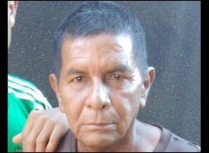 Santiago Enzuncho, muerto. Accidente en Vía del Mar, en Arroyo de Las Canoas.