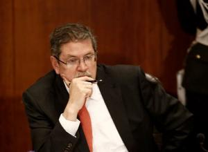 Luis Guillermo Guerrero Pérez, vicepresidente de la Corte Constitucional.