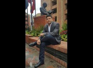 Enrique del Río, abogado penalista.