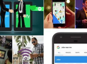 Facebook, Spotify, Mintic, Google Uber, Netflix y Snapchat son los protagonista de la escena tecnológica en esta semana.
