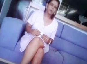 María Bernarda Puente quedó registrada en videos hechos por un agente encubierto. Fue condenada por hacer parte de una red de corrupción que funcionaba en la Fiscalía en Cartagena.