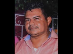 Jorge Villadiego, asesinado en San Francisco.