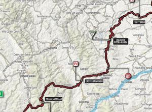 Etapa 11 del Giro de Italia.
