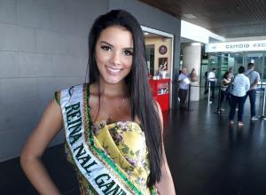 Alicia Barrios se quedó con el título de Reina Nacional de la Ganadería.