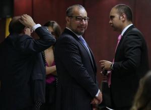 Edgar Ramírez, Camilo González Téllez y Eugenio Correa Díaz