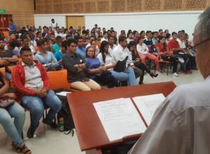 Reunión del Fondo de Educación para Víctimas