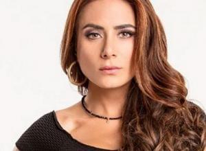 Johanna Fadul, actriz colombiana.