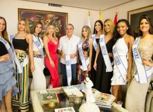 Aspirantes a Miss Mundo Colombia.