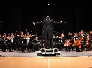 Orquesta Sinfónica de Bolívar.