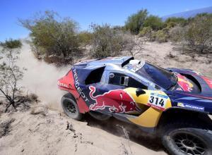 Rally Dakar edición 2016.