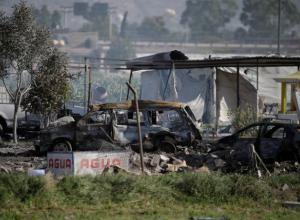 Las autoridades del central Estado de México elevaron de 19 a 24 la cifra de muertos y a 49 la de heridos por las explosiones ocurridas hoy en un taller clandestino.