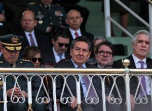 Nestor Humberto Martínez, Enrique Peñalosa