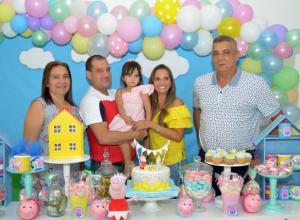 Rosario Ruidiaz, Renzo Cardona, Salomé Cardona, María B. Fernández y Libardo Villalba.