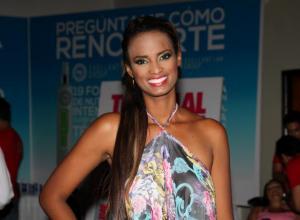 Vanessa Mendoza, exreina colombiana