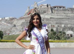 Laura González Ospina, actual Señorita Colombia y Virreina universal.