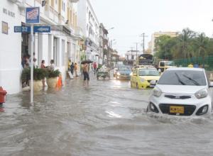 Conducir durante lluvias