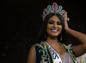 Sthefany Gutiérrez, Miss Venezuela 2017.