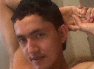 Óscar Téllez, asesinado en Santa Rosa del Sur, sur de Bolívar.