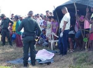Santana Arévalo Mejía fue asesinado en una finca en Pinillos, sur de Bolívar.