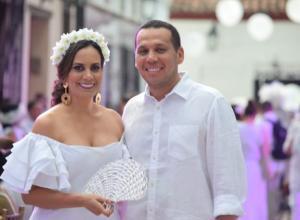 Ana Milena Jiménez Tuñón y Sergio Elías Sierra Varela.