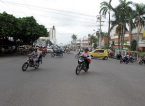 Cambios viales en la Plazuela