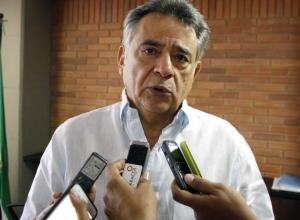 Édgar Martínez Romero, gobernador de Sucre