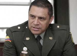 El general Humberto Guatibonza