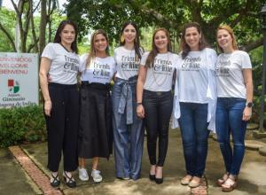 Laura Mendivil, Natalia Zárate, Katherine Bárcenas, Lina Vanesa Romero, Carolina Ospino y Ana Milena Osorio.