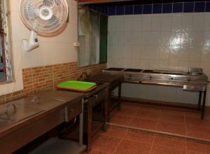 Restaurante escolar de la IE María Auxiliadora