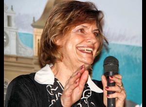 La historiadora Aline Helg