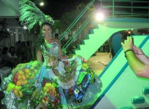 Estados Unidos Sheareen Natasha Natour fue una de las favoritas en el Reinado.