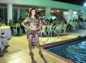 Panamá Andrea Quintero, uno de los rostros más lindos.