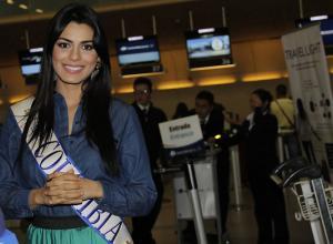 Lucía Aldana, señorita Colombia 2012-2013.