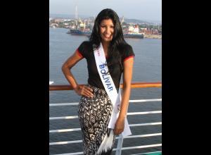 Concurso Nacional de Belleza ,Minicromos 2013