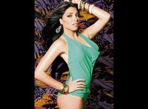 Mónica Armas de Ecuador.
