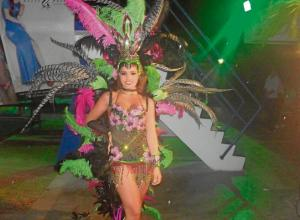 Colombia, María Mónica Díaz Chaker.