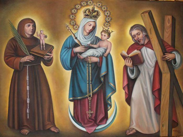 La Virgen de Chiquinquirá llega hoy a Turbana y mañana a Cartagena ...