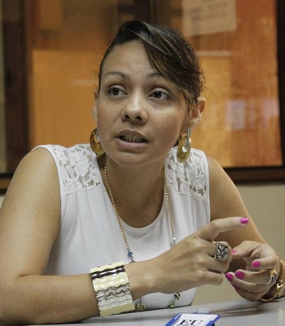 Viviana Bayuelo, directora de Vive Lab en Cartagena